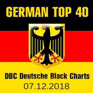 VA - German Top 40 DBC Deutsche Black Charts (07.12.2018)