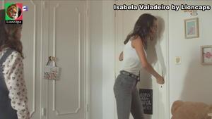 Isabela Valadeiro sensual nas novelas Golpe Sorte e Terra Brava