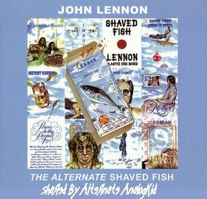 John Lennon - Alternate Shaved Fish (2018)
