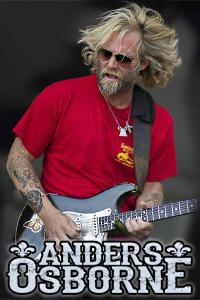 Anders Osborne - Discography (1994-2019)