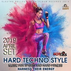 VA - Hard Techno Style: Music For Hard Fitness (2019)