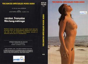 Vacances Speciales Pour Sodomisees / Выходные Для Любителей Содомии (Joanna Morgan (Jacques Péroni), Europrodis / Socai) [1983 г., All Sex,Classic, VHSRip]