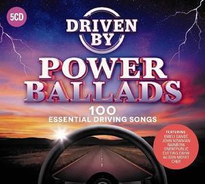 VA - Driven By - Power Ballads (5CD) (2018) Reup