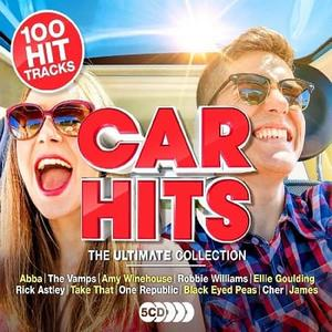 VA - Car Hits: The Ultimate Collection (5CD) (2018)