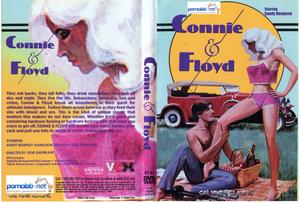 Connie And Floyd / Connie And Clyde / Конни И Клайд (Gene Knowland, VCX) [1971 г., All Sex,Classic, DVDRip]