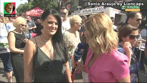 Sonia Araujo sensual em varios trabalhos