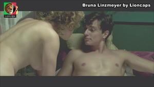 Bruna Linzmeyer nua no filme o grande circo mistico