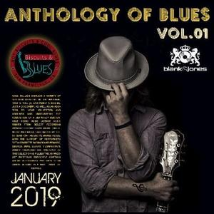 VA - Anthology Of Blues Vol.01 (2019)