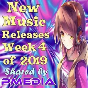 VA - New Music Releases Week 4 (2019)