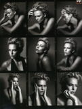 Charlize Theron shows some skin in photoshoot for GQ magazine - HG Scans