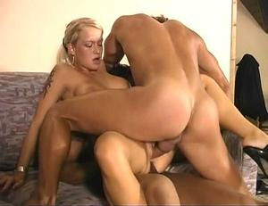 Stacy Silver Double Penetration 4