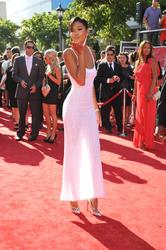 Шанель Иман, фото 529. Chanel Iman - Booty in dress at 2012 ESPY Awards at Nokia Theatre LA Live in LA, 11 July 11, foto 529