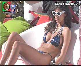 The sexiest moments of Grande Fratello Vip 2020