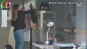 Diana Chaves sensual na novela Golpe de Sorte