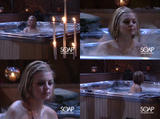 Kirsten Storms short jacuzzi scene from General Hospital;  12-14-07