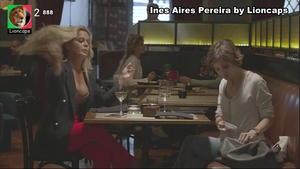 Ines Aires Pereira sensual na serie Sara