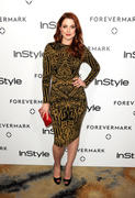 Александра Брекенридж, фото 29. Alexandra Breckenridge Forevermark And InStyle Golden Globe event - 10.01.2012, foto 29