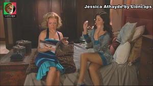 Jessica Athayde sensual na novela Doce Tentação