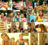 Laly Meignan, Lynda, Manuella, Laure & Isabelle (french) @ LVDLA : Des adieux qui font mal (bikini)