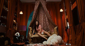 Emma Roberts, Emily Meade, Chanel Farrell | Twelve BluRay720p | underwear