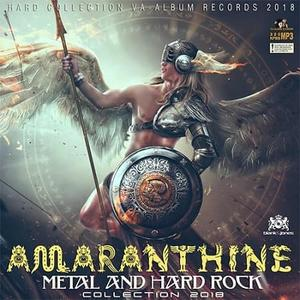 VA - Amaranthine: Metal and Hard Rock Collection (2018)
