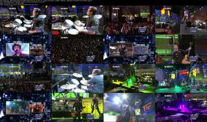 Green Day - NBC's New Year's Eve With Carson Daly [12-31-09] (1080i)