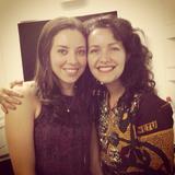 Rashida Jones & Aubrey Plaza - TwitPics from Unknown Event - Sep 14, 2012