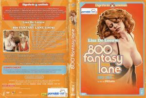 800 Fantasy Lane / Переулок Фантазий 800 (Svetlana (as Svet), Cal Vista / Wild Side) [1979 г., All Sex,Classic, DVDRip]