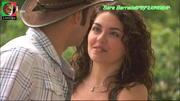 Sara Barradas sensual na novela Espirito Indomavel