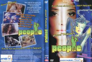Gerard Damiano s People / People / Люди (Gerard Damiano, Nursery Rhyme Films / VideoXPix) [1978 г., All Sex,Classic, DVDRip]