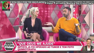 Filipa Torrinha Nunes sensual no Flash Vidas